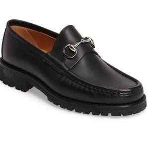 Gucci Classic lug sole moccasins